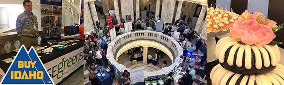 Buy Idaho Day at the Capitol