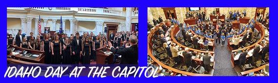 Idaho Day at the Capitol